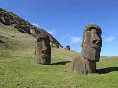 New Study Reveals Easter Island Natives As Sophisticated, Peaceful Society