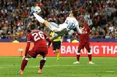 Gareth Bale's incredible bicycle kick for Real Madrid snubbed from UEFA's Goal Of The Season shortlist