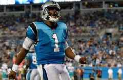 Cris Carter's expectation for Cam Newton and the Panthers this season