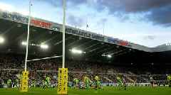 England Rugby: Newcastle United's St James' Park to host Italy World Cup warm-up game