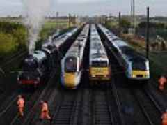 New £5.7billion fleet of Hitachi trains incompatible with the signals on the East Coast Main Line