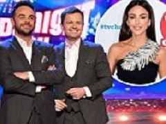 TV Choice Awards: Ant and Dec win big despite being a no-show amid McPartlin's personal woes