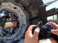 The massive machines at Elon Musk's Boring Company can be operated by something tiny: An Xbox One controller