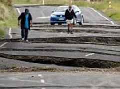 Massive 8.1 magnitude earthquake is expected to erupt in New Zealand