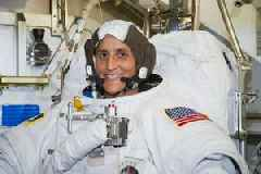 NASA veteran Sunita Williams tells us what it's like to get ready to fly a new spacecraft
