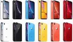 Apple's colorful new iPhone XR could trigger a long-awaited upgrade cycle (AAPL)