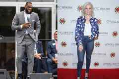 NBC to Develop Basketball-Themed Drama From LeBron James and Elizabeth Banks