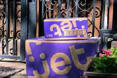 Walmart relaunches Jet with three-hour deliveries to take on Amazon Prime Now