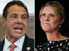 Actress Cynthia Nixon defeated by Andrew Cuomo in New York Democrat  primary