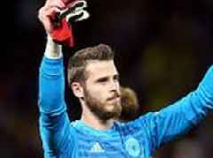 Manchester United must count their lucky stars David de Gea is there