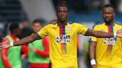 'I feel like I'd have to get my leg broken for anyone to get sent off' - Zaha