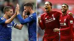 What happened in the Premier League on Saturday?