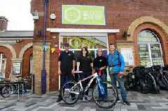 Grimsby's Cycle Hub is so popular the company is expanding to Cleethorpes
