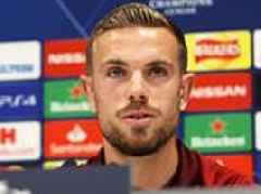 Liverpool's Jordan Henderson determined to win first-team place back