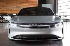 Lucid Motors closes $1 billion deal with Saudi Arabia to fund electric car production
