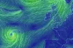 Met Office issues yellow weather warning for Staffordshire with Storm Helene threatening to take hold of the region