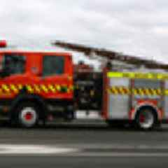 Fire in switchboard at Wellington Airport