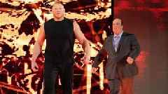 Report: Brock Lesnar in Talks With WWE for Seven-Figure Deal to Appear at Saudi Arabia Show