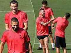Dani Alves says Real Madrid are more dangerous without Cristiano Ronaldo as they train for Roma tie