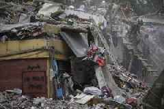 Mexico Holds Moment of Silence For Victims On First Anniversary Of Earthquake