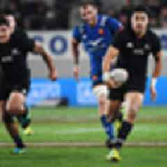 Rugby: All Blacks winger Rieko Ioane signs multi-year deal with New Zealand Rugby