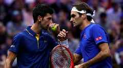 Federer and Djokovic lose doubles in Laver Cup