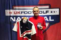 Wishaw man in the UK squad for Footgolf World Cup