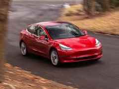 Tesla says you're less likely to get seriously injured in a Model 3 than in any other car the US government has tested (TSLA)