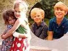 Prince Andrew shares more childhood snaps of Eugenie and Jack