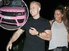 Katie Price 'ARRESTED and held for drink-driving in London