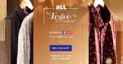 aLL – The Plus Size Store to Launch Festive Collection Through a Facebook Live Fashion Show on 11th October