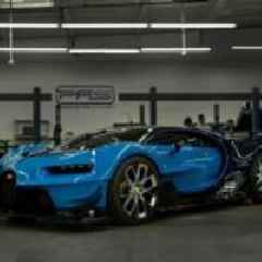 More Than $100 Million in Cars Displayed for Charity