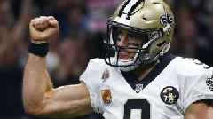 Peyton Manning jokes about Drew Brees breaking all-time passing yards record: 'I have nothing left to look forward to'