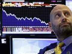 FTSE 100 loses £26bn in global markets bloodbath sparked by great Wall Street sell-off