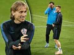 Modric claims Croatia were underestimated at World Cup as his country gear up for England clash