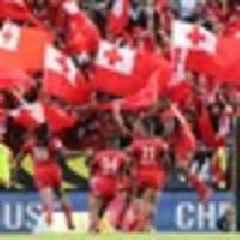 League: Mate Ma'a Tonga flags fly proudly in Auckland ahead of test against Kangaroos