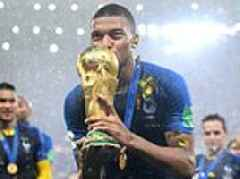 Kylian Mbappe reveals he donated his entire £380,000 World Cup wage to charity