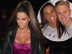 Katie Price 'picked up from rehab after less than 24 hours by ex Kris Boyson'