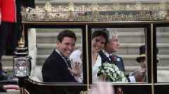 Stars at Princess Eugenie's wedding
