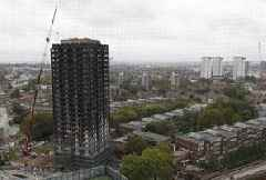 'Huge Concentrations' Of Toxins Found In Soil Around Deadly London High-Rise Fire Site