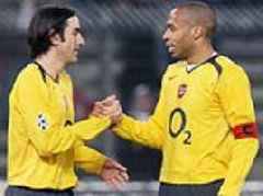 Robert Pires believes former Arsenal team-mate Thierry Henry will be a managerial success at Monaco