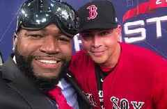 Relive A-Rod's champagne shower courtesy of David Ortiz from all possible angles
