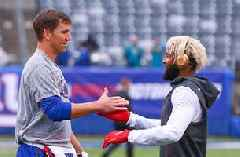 Odell Beckham Jr. must decide if he's part of the Giants' problem or the solution   FOX NFL KICKOFF