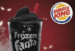 Burger King's New Black Slushies Are Going Viral For A *AHEM* Shitty Reason