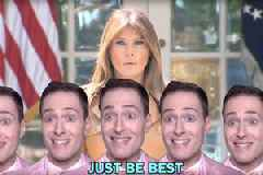 Randy Rainbow Obliterates Melania Trump's 'Be Best' Campaign in 'Beauty and the Beast' Spoof (Video)