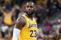 Skip Bayless predicts Lakers win total, LeBron will win NBA MVP and scoring title