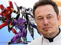 Elon Musk suggests he wants to build a giant killer robot