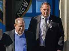 Harvey Weinstein scores victory after DA reveals NYPD detective tried to tamper with evidence