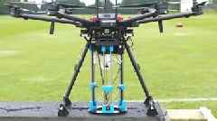 Potholes 'could be prevented' by road-repairing drone