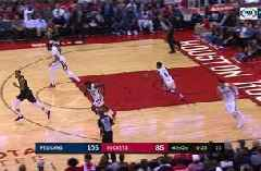 HIGHLIGHTS: Elfrid Payton to Anthony Davis Ally-Oop   New Orleans Pelicans at Houston Rockets
